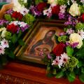 Митрополит Климент совершил Литургию Преждеосвященных Даров в храме Архангела Михаила г. Калуги